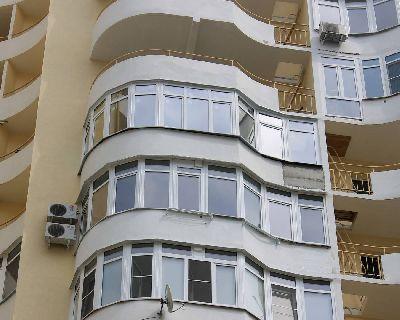 Окна в квартиру, Окна и двери ELEX, Остекление балконов