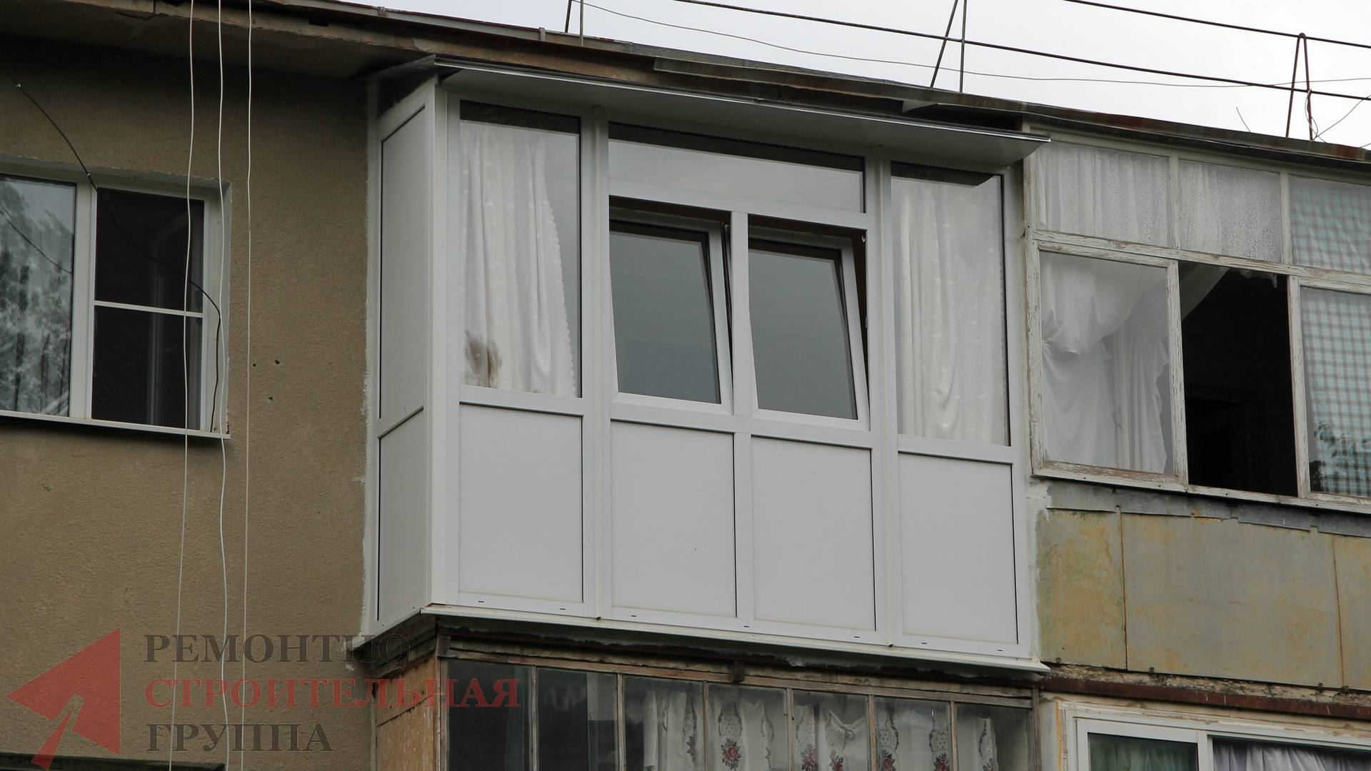 Окна и двери ELEX, Окна в квартиру, Остекление балконов