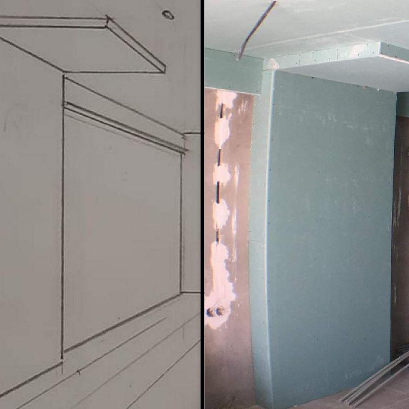 Ремонт под ключ жилого гараж