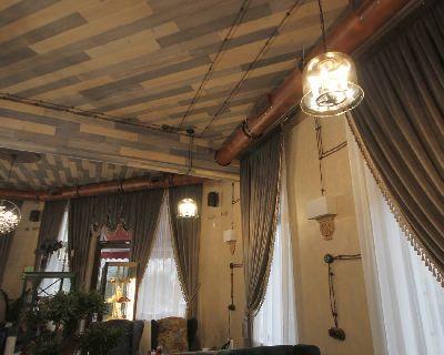 Вентиляция ресторанов, декоративная вентиляция, ветиляция кафе