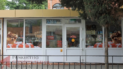 Витражное остекление, Окна и двери ELEX