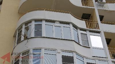 Остекление балконов, Окна в квартиру, Окна и двери ELEX
